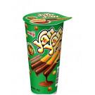 YAN YAN Choco-Hazelnut Dip Biscuit Snack - MEIJI