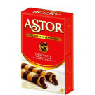 ASTOR Filled Wafer Roll - Chocolate 40g - MAYORA