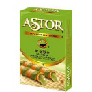 ASTOR Filled Wafer Roll - Matcha 40g - MAYORA