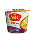 Instant CUP Noodles - Ayam Bawang (Chicken Onion) Flavour - ABC