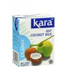 Indonesian UHT Coconut Milk 200ml - KARA