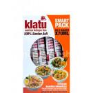 Indonesian Coconut Cream 6x70ml sachets - KLATU