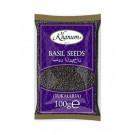 Basil Seeds 100g – KHANUM