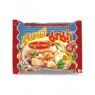 Instant Rice Vermicelli - Moo Nam Tok Flavour 30x55g - MAMA