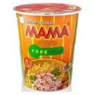 Instant Cup Noodles - Pork Flavour - MAMA