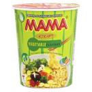 Instant Cup Noodles - Vegetable Flavour - MAMA
