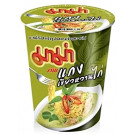 Cup Instant Noodles – Green Curry Flavour – MAMA