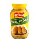 Saging na Saba (Banana in Syrup) - BUENAS