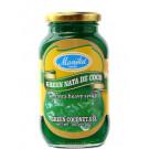 Nata De Coco (Coconut Gel in Syrup) - Green - MONIKA