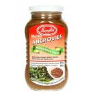 Salted Anchovies - Monamon Dilis - MONIKA