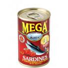 Sardines in Tomato Sauce with Chilli - MEGA