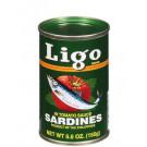 Sardines in Tomato Sauce - LIGO
