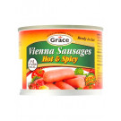 Vienna Sausages - Hot & Spicy - GRACE