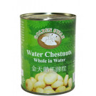 Water Chestnuts (whole) in Water 24x567g - GOLDEN SWAN