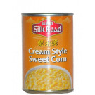Cream Style Sweetcorn - SILK ROAD