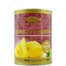 Bamboo Shoot Halves in Water 567g - JADE PHOENIX