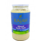 Minced Garlic Paste 1kg - RAJAH