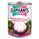Mangosteen in Syrup – TWIN ELEPHANTS