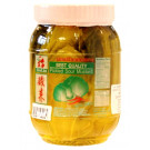 Pickled Sour Mustard with Chilli 900g – LIN LIN