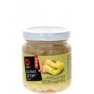 Sliced Pickled Ginger – White 190g (jar) – OBENTO