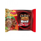 Instant Noodles - Spicy Hot Beef Flavour - LUCKY ME