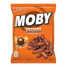 Moby - Crunchy Chocolate Puffs - NUTRI-SNACK