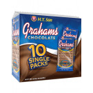 Grahams Chocolate Graham Crackers - M. Y. SAN