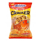 GOLDEN Fish Crackers - Original 200g - NARITA