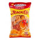 GOLDEN Fish Crackers - Hot & Spicy 200g - NARITA