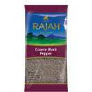 Coarse Ground Black Pepper 400g - RAJAH