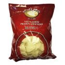 Vietnamese Prawn Crackers 2kg (Uncooked) - GOLDEN SWAN