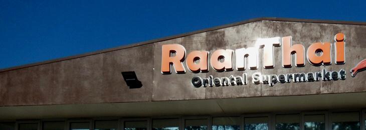 Raan Thai Storefront